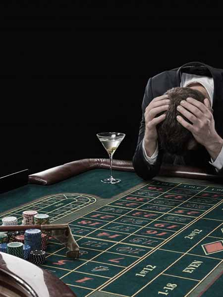 Hypnosis helps in gambling